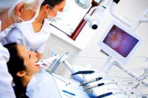 Paciente en consulta